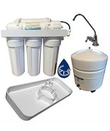 AFWFilters Alpha AFW 5-Stage Ultra Pure Safe Drinking Reverse Osmosis Wa... - $246.59
