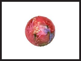 """Virtual Rose 3"""" Wax Pottery Fragrance Sphere - $19.99"""