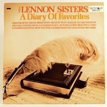 The Lennon Sisters Adiary Of Favorites LP Vinyl Album 1972 Birchmount BM... - $9.90