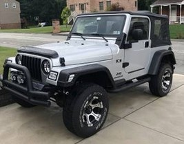 2003 Jeep Wrangler For Sale In Pittsburgh, PA 15239 image 1