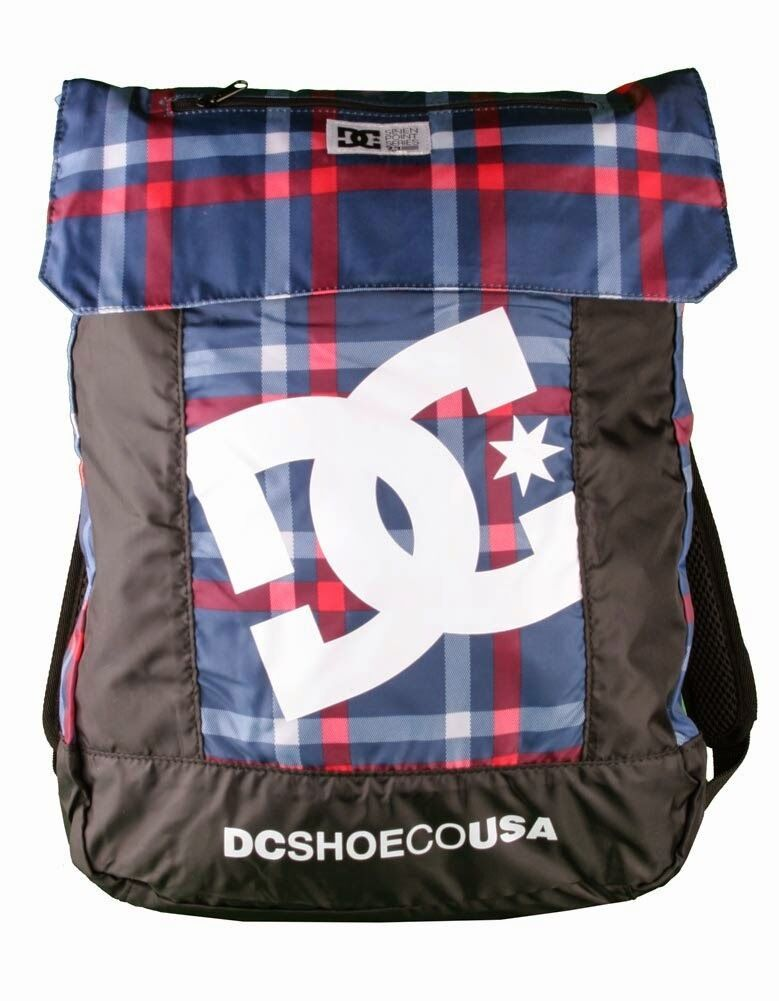 DC Shoes Seven Point 3 Cinch Gym School Bag
