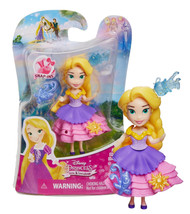 Disney Princess Little Kingdom Rapunzel Snap Ins Doll New in Box - $8.88