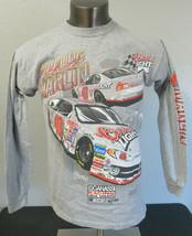 Mens Nascar Delta Sterling Marlin Coors Light Dodge 40 Car 2001 T Shirt Size M  - $19.79