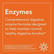 Now Supplements, Plant Enzymes with Lactase, Protease, Papain and Bromelain, 240 - $74.82