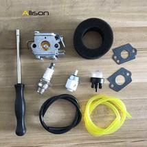 Carburetor  for TB320BV TB310QS YM320BV YM300 Ryobi 320BVR 753-04144 753-04408 - $13.61