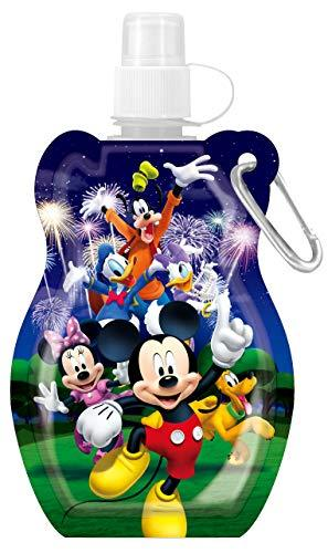 Disney 85226 Mickey and Friends Water Bottle Key Ring, Multicolor - $8.22