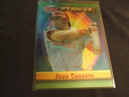 1994 Topps Finest #222 Jose Canseco -Texas Rangers- - $3.12