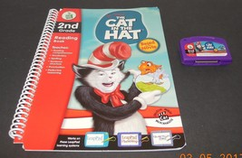 Leap Frog LeapPad The Cat In the Hat the Movie 2nd Grade Book Cartridge - $14.00