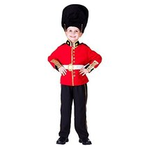 Deluxe Royal Guard Costume Set - Small 4-6 - $36.00