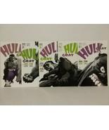 HULK GREY - 1 - 5 5 BOOK SET - FREE SHIPPING - $18.70