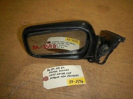 86-87-88-89 Honda Accord Left Side Door Mirror E6005089( XX-1596 ) - $19.80