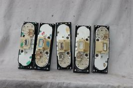 05-10 Toyota Tacoma Heat AC Climate Control Fan Switch *LOT OF 5 CORE FOR PARTS* image 8