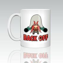 Yosemite Sam  BACK OFF  11oz Ceramic Coffee Mug - $15.83