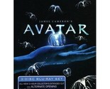 Avatar DVD Blu-ray Extended Collector's Edition James Cameron Movie 3 Discs New