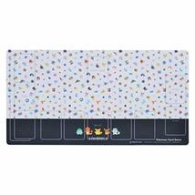 *Pokemon Center Original Pokemon card game rubber play mat BL Pok?mon black - $48.45