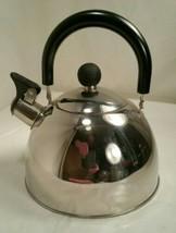 COPCO 1.2 Quart Brillant Stsinless Sterl Tea Kettle - $10.36