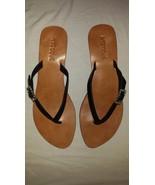 Mystique sandals style #522 Black Size 9 - $99.00