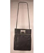 Marc By Marc Jacobs Womens Leather Triple Stitch Clutch Bag Crossbody Gr... - $59.40