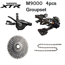 Shimano XTR M9000 11 speed Mountain Bike 4pcs Groupset - $699.99