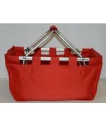 WB Brand MarketRed Large Collapsible Red Market Tote - $35.95