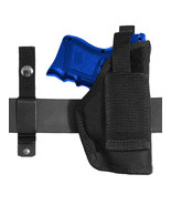 New Barsony 360Carry 12 Option OWB IWB Cross Draw Holster for Compact 9m... - $26.99