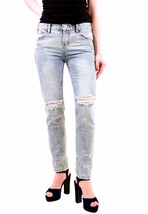 One Teaspoon Women's Blue Blossom Awesome Baggies Jeans Size 26 RRP $158... - $92.30