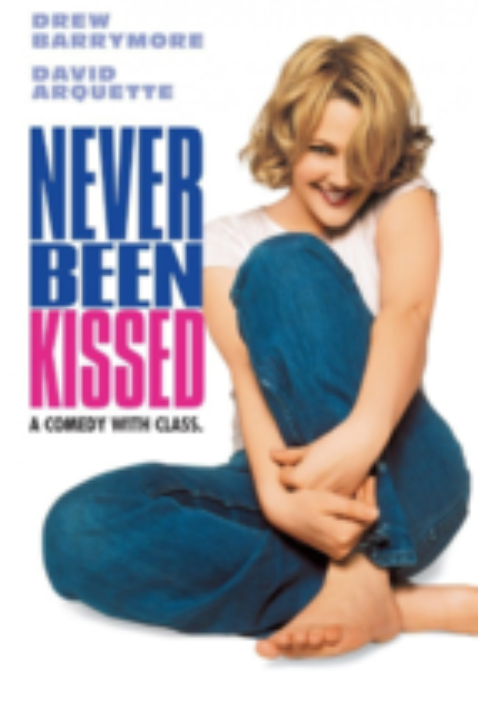 Never Been Kissed Vhs