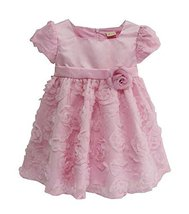 Beautiful Children Dress Lovely Girl Party Dress Princess Style Pink