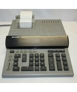 Vintage Sharp Compet CS-1780 Calculator Adjustable Display - $24.74