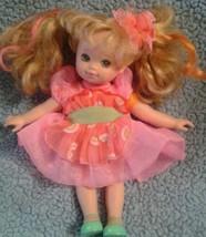 "Mattel Sweet Treats Ice Cream Sweeties  Rainbow Sherbet 9"" Doll - $7.91"
