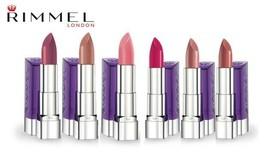Buy 2 Get 1 Free (Add 3 To Cart) Rimmel Moisture Renew Lipstick (Nicked Tip) - $3.99+
