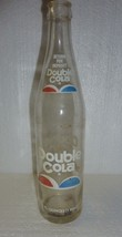 Vintage Double Cola 1 pint glass bottle - $12.59