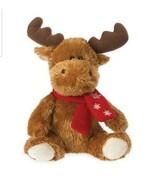 "Boyds Bears 6"" Morty the Moose Holiday Love Buddy Plush ~ 4044179 - $16.00"
