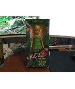 VINTAGE Walt Disney's Tinkerbell Peter Pan Walt Disney EXCLUSIVE Sears NIB - $15.00