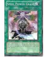 Yu-Gi-Oh Card- Spell Power Grasp - $1.00