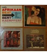 Record Album Qty 4 Leo Addeo Hawaii Bachman Toulouse Street Bert Kaempfest - $20.17