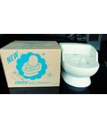 Vintage Cosco White Child Toilet Set Training Mid Century USED - $97.50