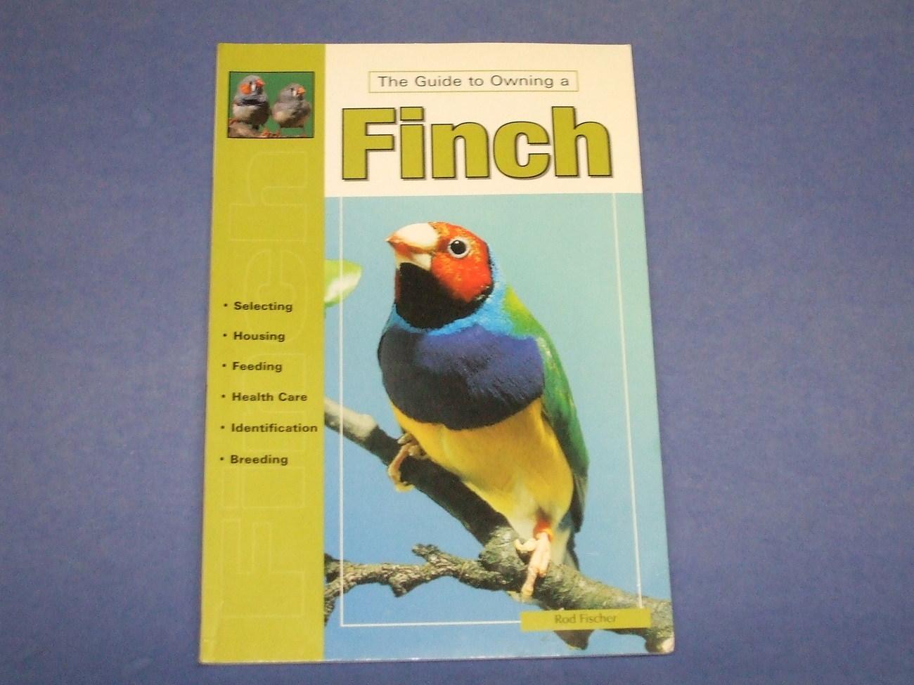 Finch book