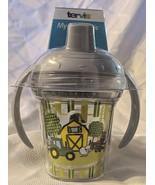 John Deere LP67611 Grey  My First Tervis 60z Farm Scene Sippy Cup - $18.94