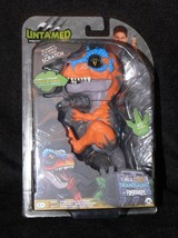 Fingerlings Untamed T-Rex Dinosaur - SCRATCH WowWee Green NEW Authentic - $19.99