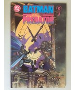 Batman vs. Predator (1991 1st Series) #2D 2 VF Very Fine DC Comics Variant - $15.84
