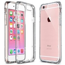 10 pcs lot New Ultra Clear Silicone Slim Soft Case Cover For iPhone 6/6S... - $24.85