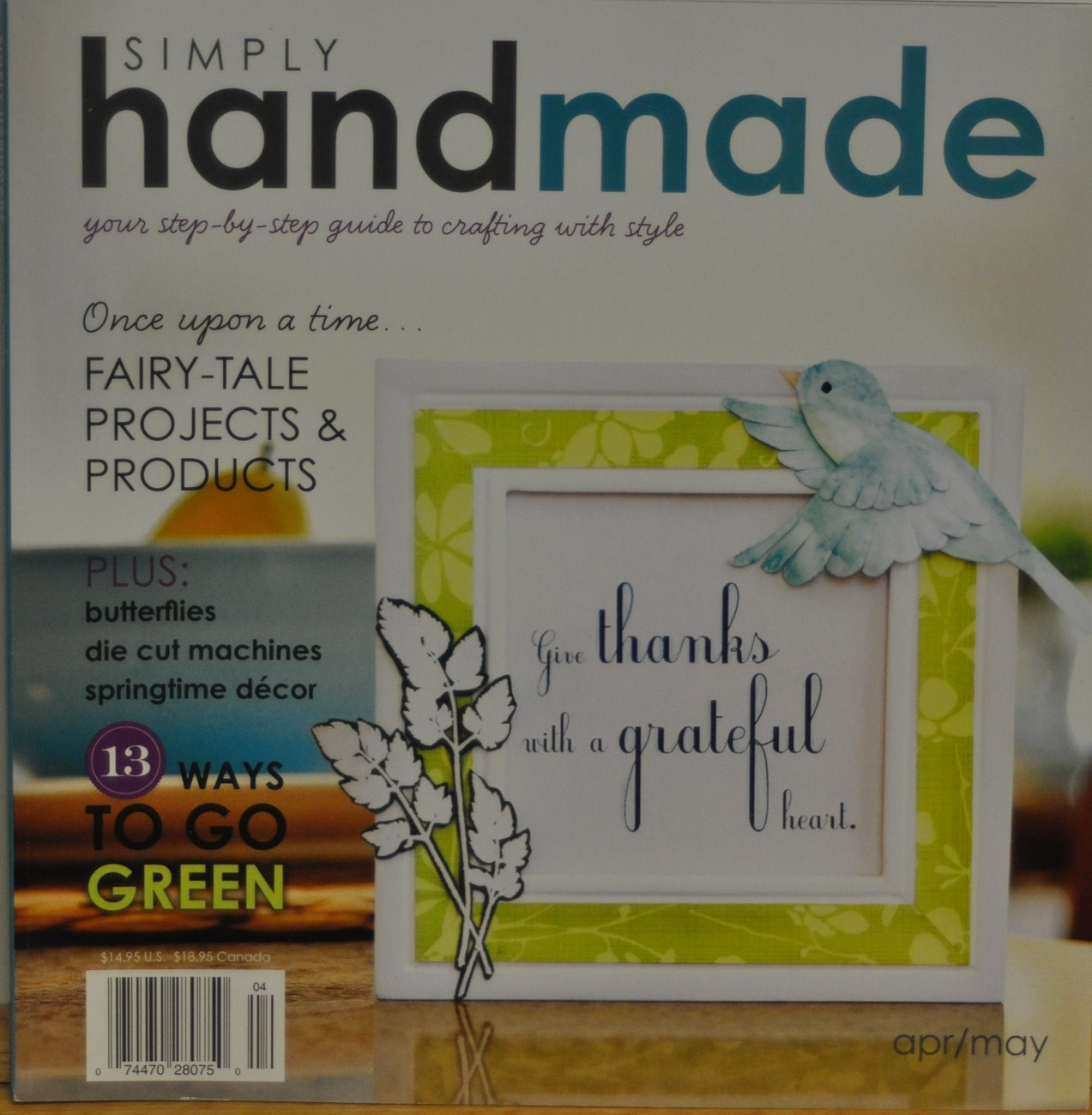 Simply Handmade Apr/May 2009