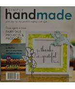 Simply Handmade Apr/May 2009 - $11.96