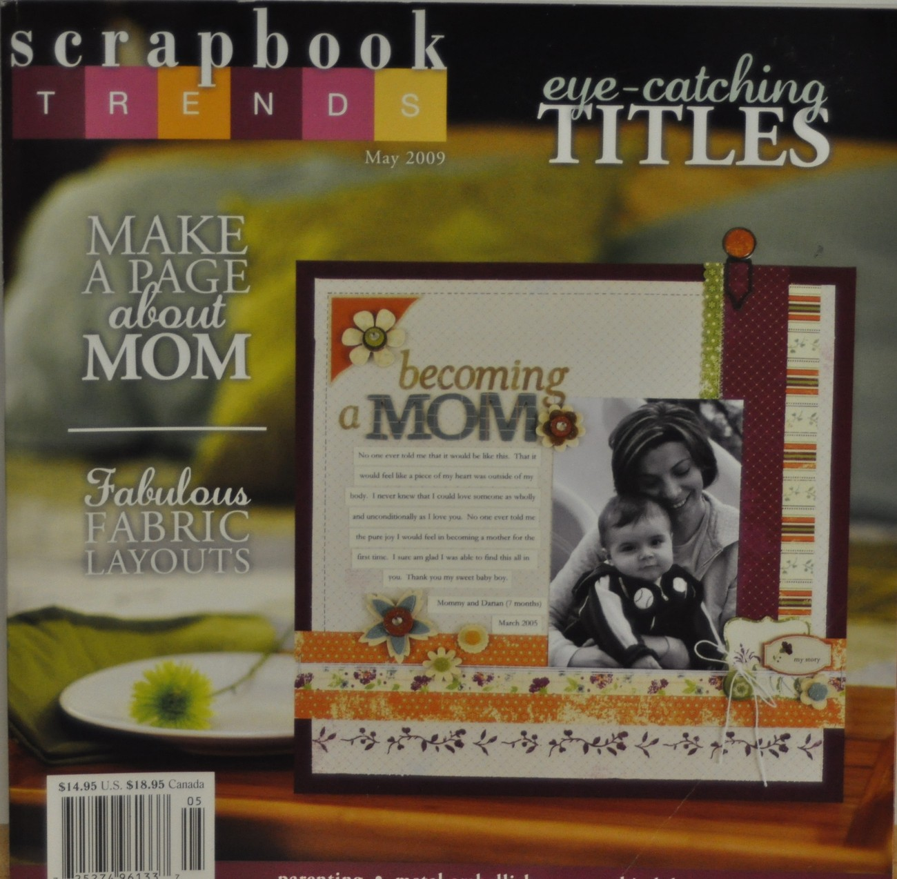 Scrapbook may 09