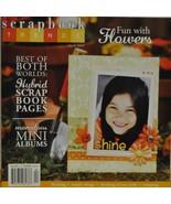 Scrapbook Trends April 2009 - $11.96