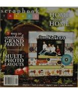 Scrapbook Trends September 2009 - $11.96