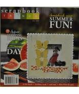 Scrapbook Trends July 2009 - $11.96