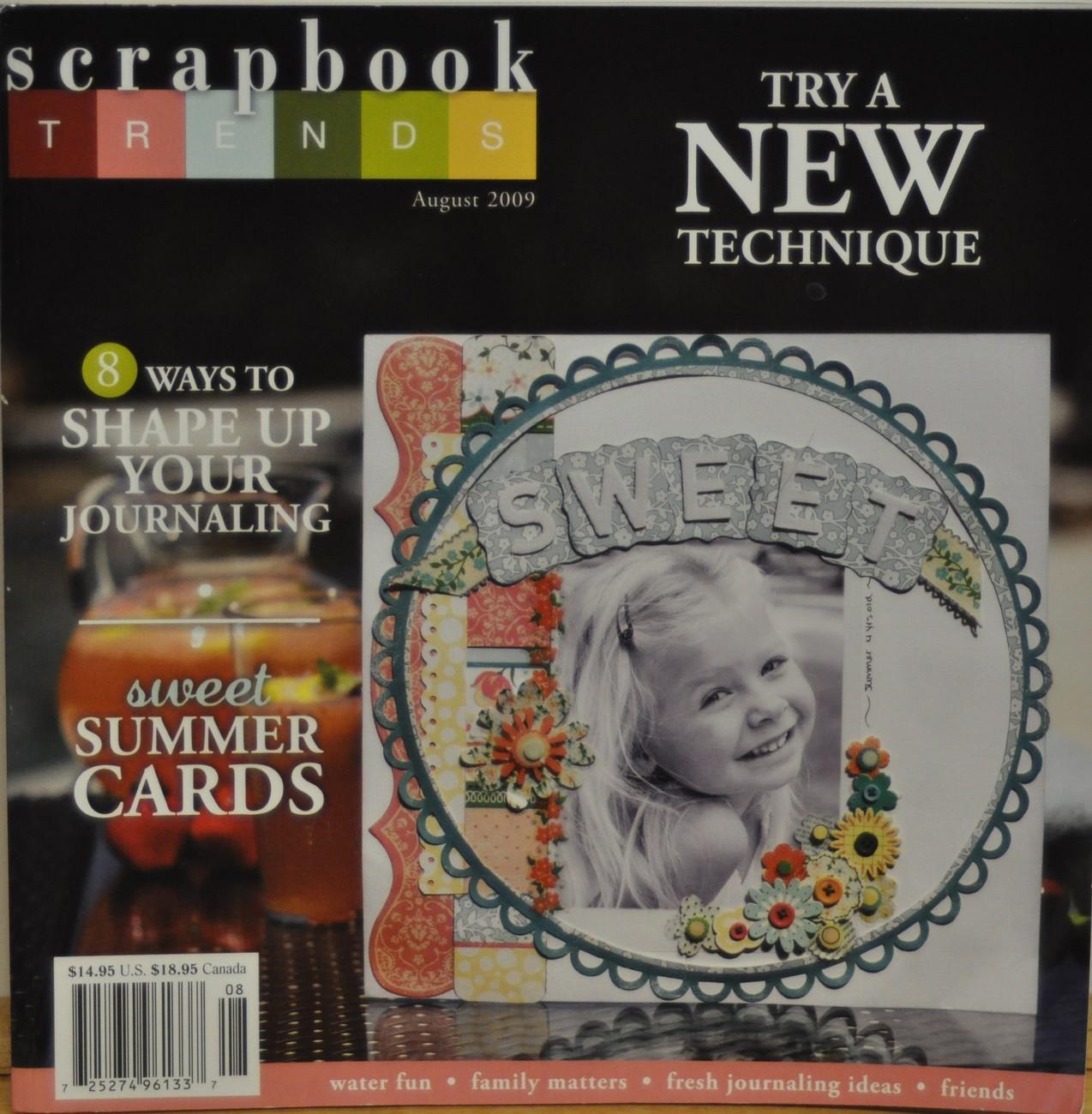 Scrapbook aug 09