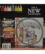 Scrapbook Trends August 2009 - $11.96